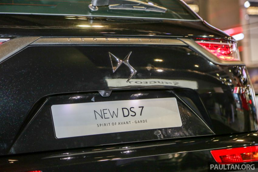 KLIMS18: DS7 Crossback officially previewed in M'sia Image #893286