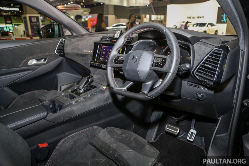 KLIMS18: DS7 Crossback officially previewed in M'sia Image #893302