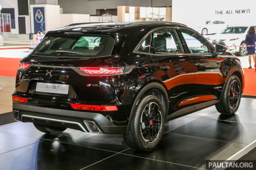 KLIMS18: DS7 Crossback officially previewed in M'sia Image #893229