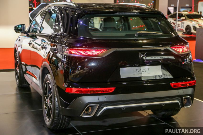 KLIMS18: DS7 Crossback officially previewed in M'sia Image #893231