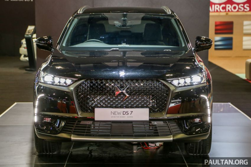 KLIMS18: DS7 Crossback officially previewed in M'sia Image #893235
