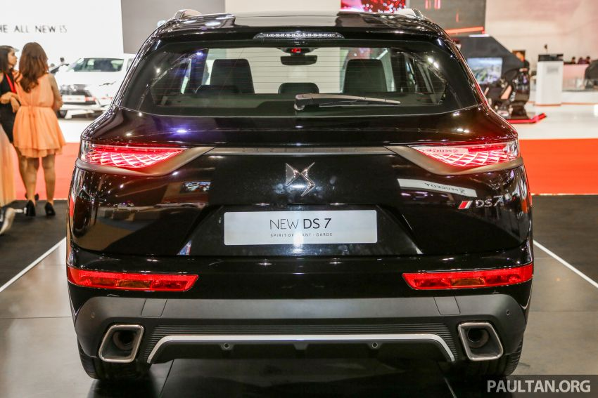 KLIMS18: DS7 Crossback officially previewed in M'sia Image #893239