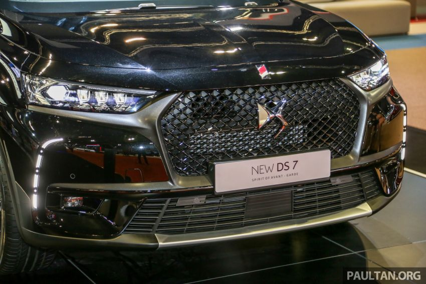 KLIMS18: DS7 Crossback officially previewed in M'sia Image #893244