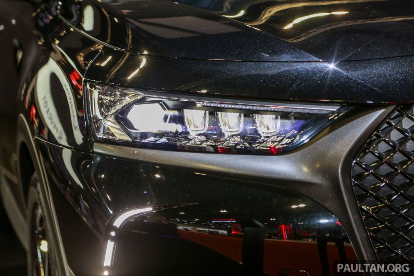 KLIMS18: DS7 Crossback officially previewed in M'sia Image #893247