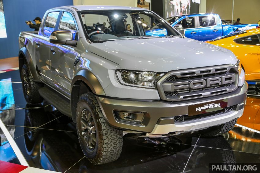 KLIMS18: Ford Ranger Raptor launched – RM199,888 Image #893038