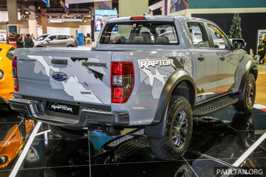 KLIMS18: Ford Ranger Raptor launched – RM199,888 Image #893039