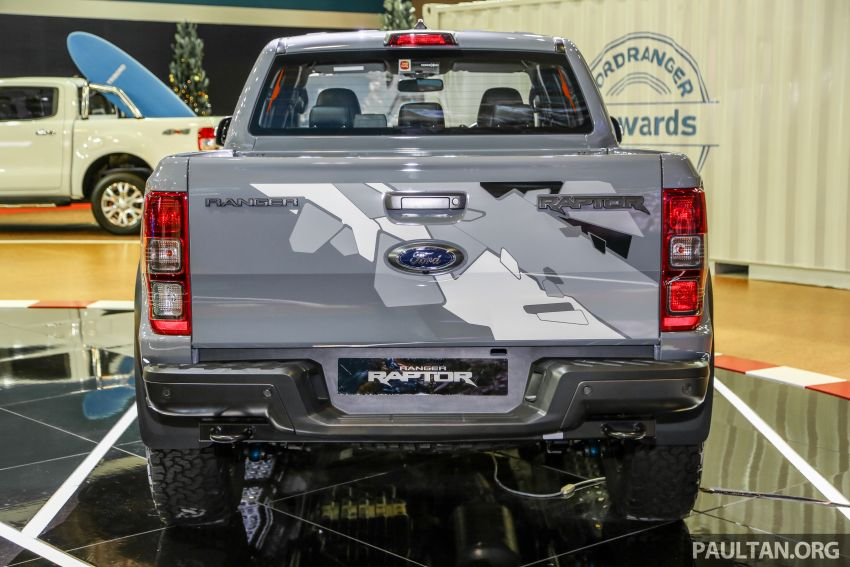 KLIMS18: Ford Ranger Raptor launched – RM199,888 Image #893041