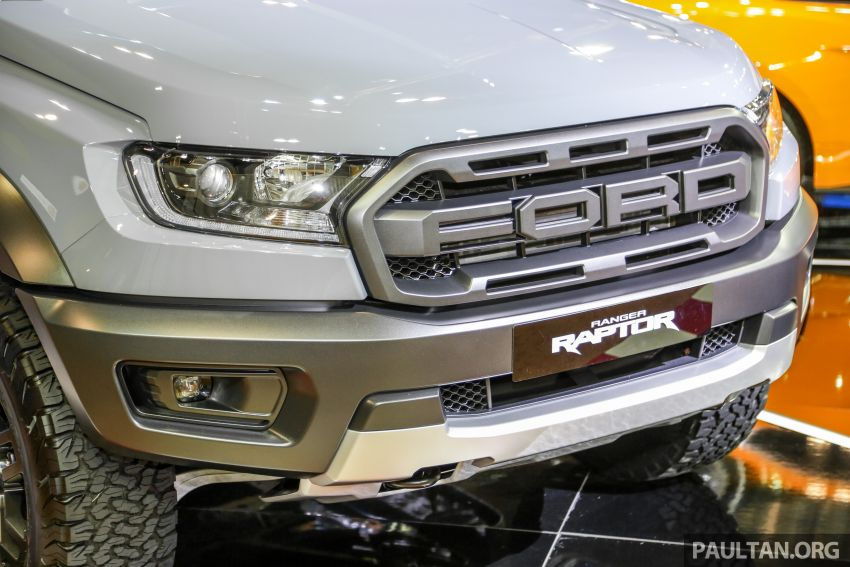 KLIMS18: Ford Ranger Raptor launched – RM199,888 Image #893044