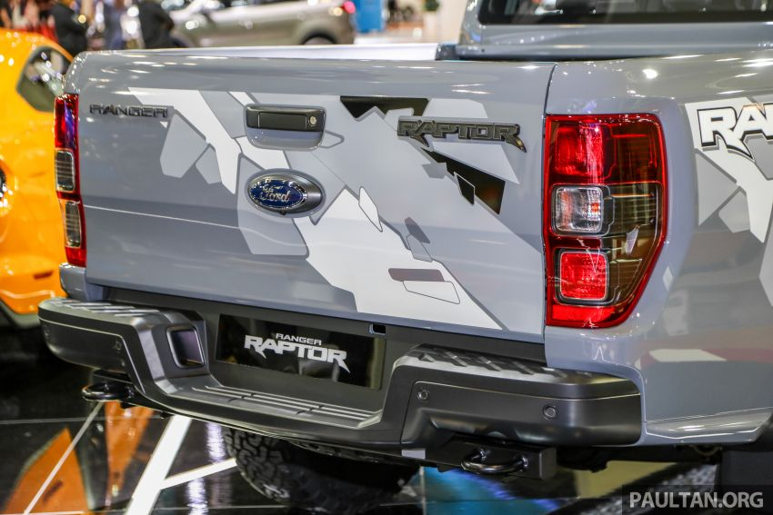 KLIMS18: Ford Ranger Raptor launched – RM199,888 Image #893046
