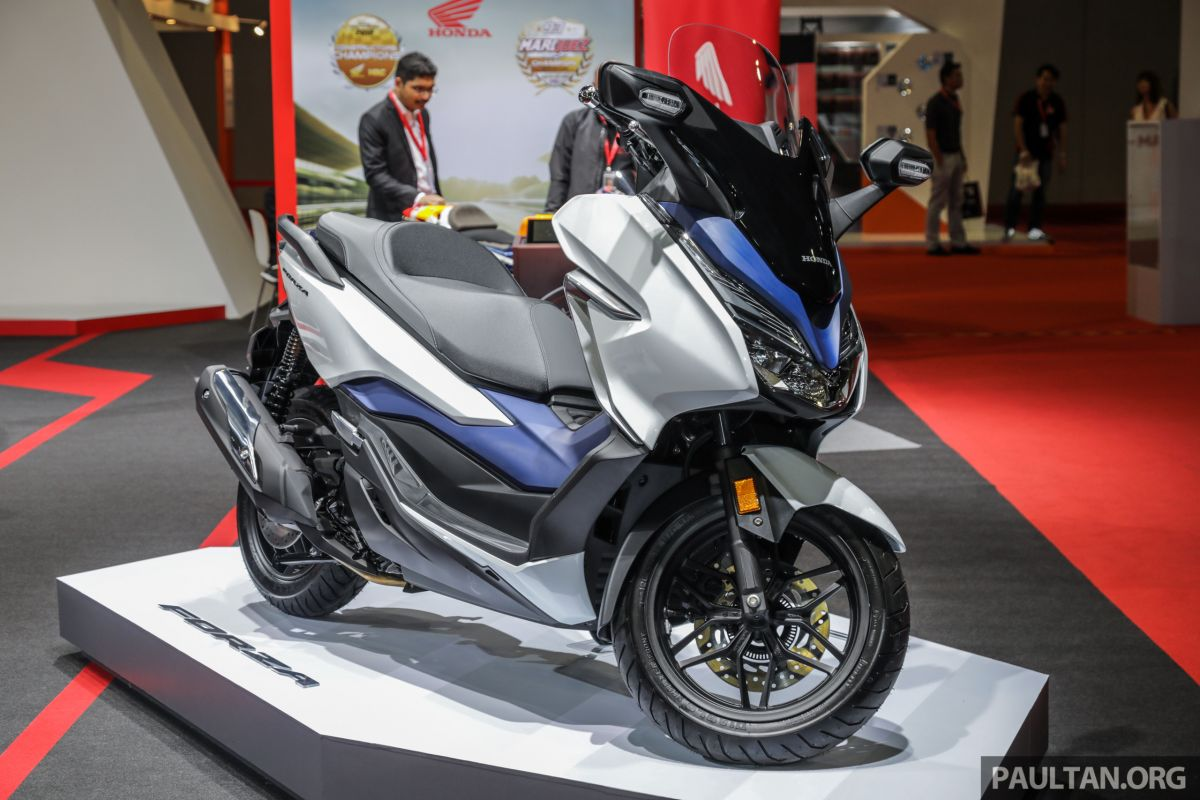 Klims18 Boon Siew Honda Launches Pcx Hybrid And Forza