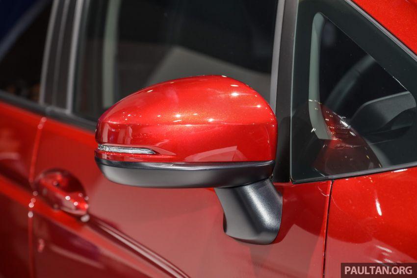 KLIMS18: Honda Jazz Mugen – model konsep didedahkan, mungkin ditawarkan pada pasaran M'sia Image #891573