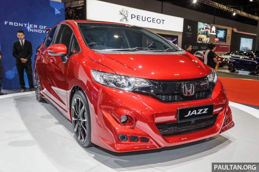 KLIMS18: Honda Jazz Mugen – model konsep didedahkan, mungkin ditawarkan pada pasaran M'sia Image #891556