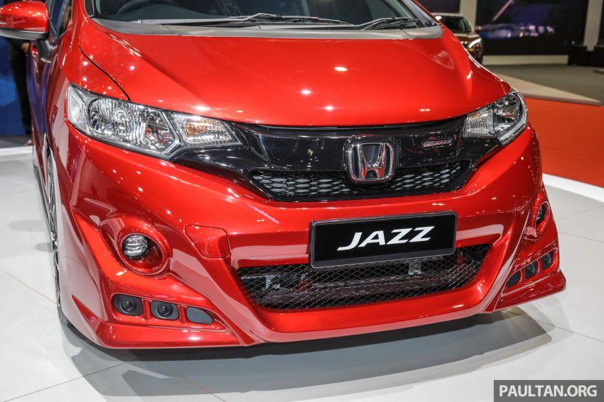 KLIMS18: Honda Jazz Mugen – model konsep didedahkan, mungkin ditawarkan pada pasaran M'sia Image #891567