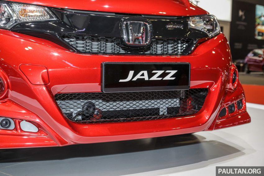 KLIMS18: Honda Jazz Mugen – model konsep didedahkan, mungkin ditawarkan pada pasaran M'sia Image #891571