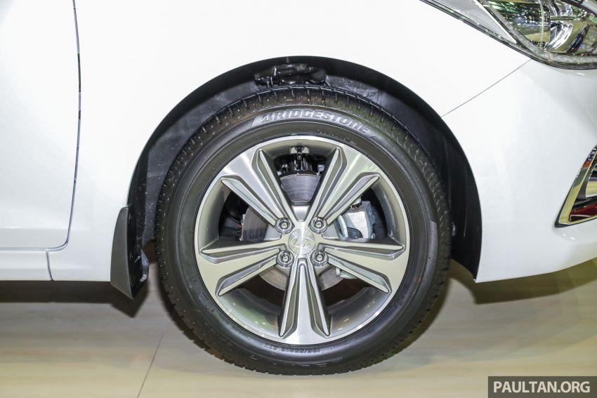 KLIMS18: Hyundai Accent dipertonton – 1.4L Kappa, 6 beg udara; alternatif selain Honda City/Toyota Vios Image #893507