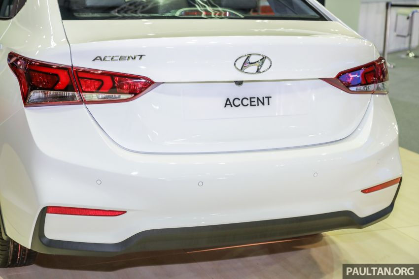 KLIMS18: Hyundai Accent dipertonton – 1.4L Kappa, 6 beg udara; alternatif selain Honda City/Toyota Vios Image #893509