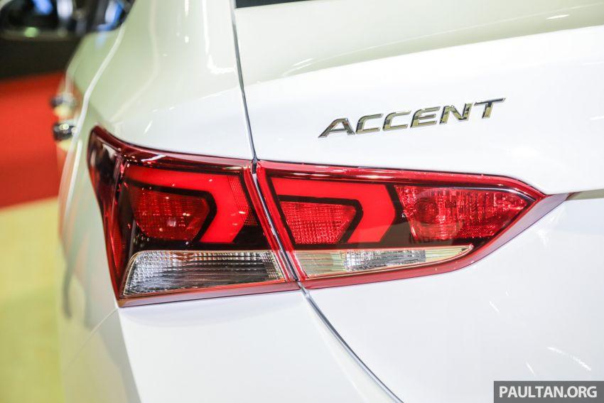 KLIMS18: Hyundai Accent dipertonton – 1.4L Kappa, 6 beg udara; alternatif selain Honda City/Toyota Vios Image #893510