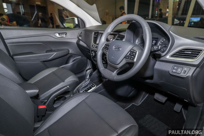 KLIMS18: Hyundai Accent dipertonton – 1.4L Kappa, 6 beg udara; alternatif selain Honda City/Toyota Vios Image #893516