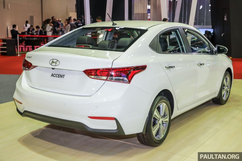 KLIMS18: Hyundai Accent dipertonton – 1.4L Kappa, 6 beg udara; alternatif selain Honda City/Toyota Vios Image #893496