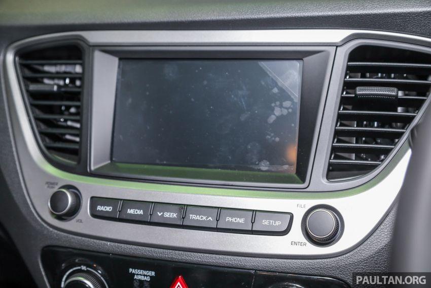 KLIMS18: Hyundai Accent dipertonton – 1.4L Kappa, 6 beg udara; alternatif selain Honda City/Toyota Vios Image #893518