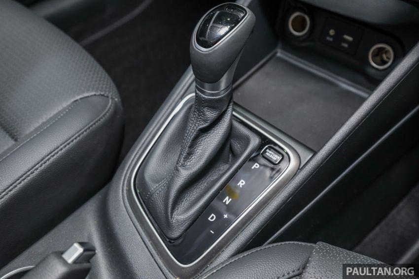 KLIMS18: Hyundai Accent dipertonton – 1.4L Kappa, 6 beg udara; alternatif selain Honda City/Toyota Vios Image #893520