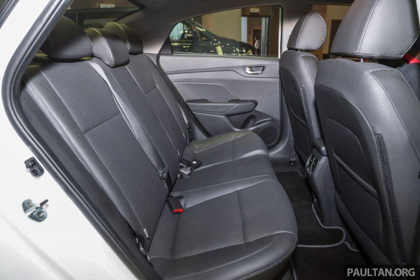 KLIMS18: Hyundai Accent dipertonton – 1.4L Kappa, 6 beg udara; alternatif selain Honda City/Toyota Vios Image #893526