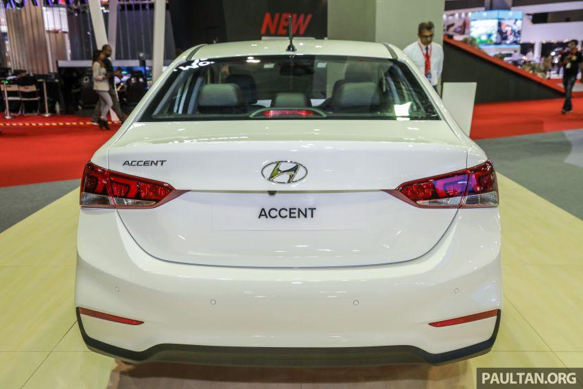 KLIMS18: Hyundai Accent dipertonton – 1.4L Kappa, 6 beg udara; alternatif selain Honda City/Toyota Vios Image #893499