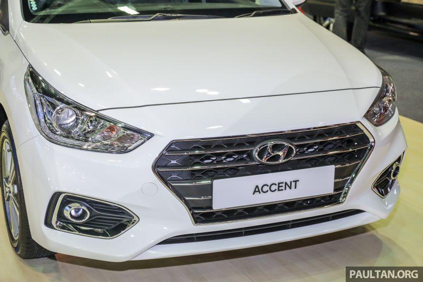 KLIMS18: Hyundai Accent dipertonton – 1.4L Kappa, 6 beg udara; alternatif selain Honda City/Toyota Vios Image #893500