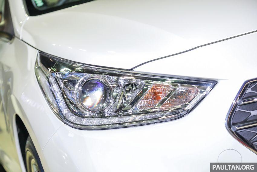 KLIMS18: Hyundai Accent dipertonton – 1.4L Kappa, 6 beg udara; alternatif selain Honda City/Toyota Vios Image #893501