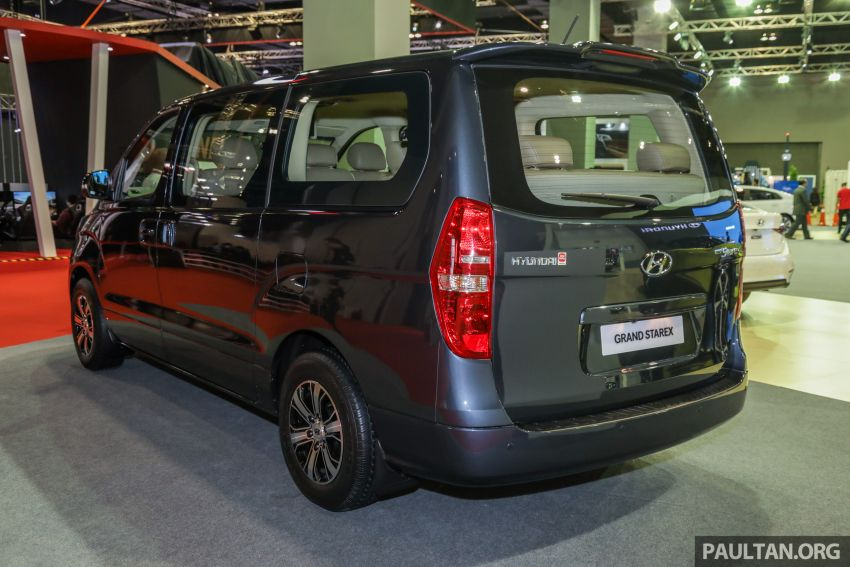 KLIMS18: Hyundai Grand Starex facelift launched in Malaysia – 2.5 litre turbodiesel, from RM148,888 Image #892679