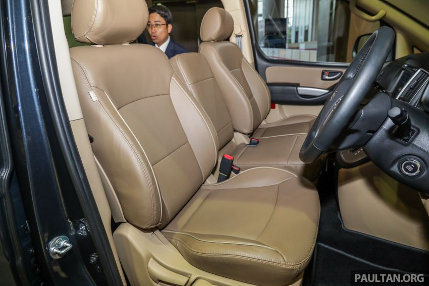 KLIMS18: Hyundai Grand Starex facelift launched in Malaysia – 2.5 litre turbodiesel, from RM148,888 Image #892727