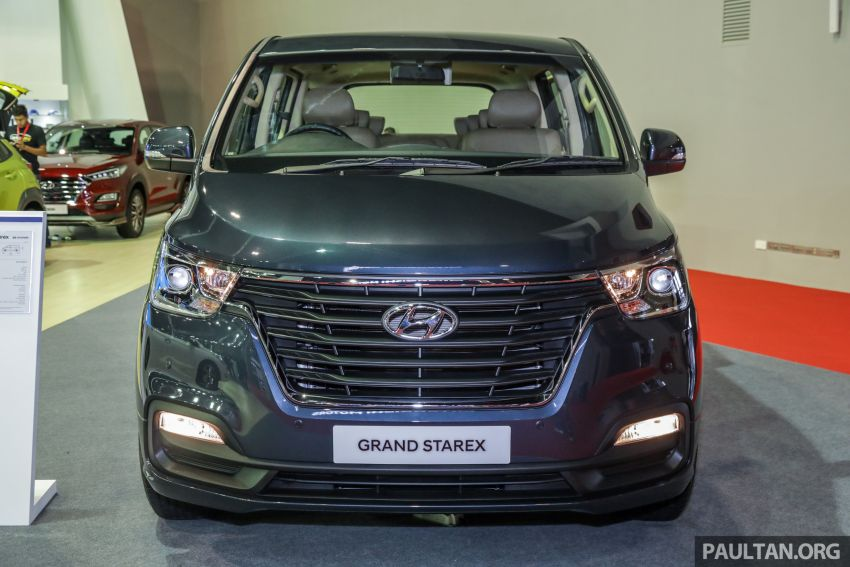 KLIMS18: Hyundai Grand Starex facelift launched in Malaysia – 2.5 litre turbodiesel, from RM148,888 Image #892681