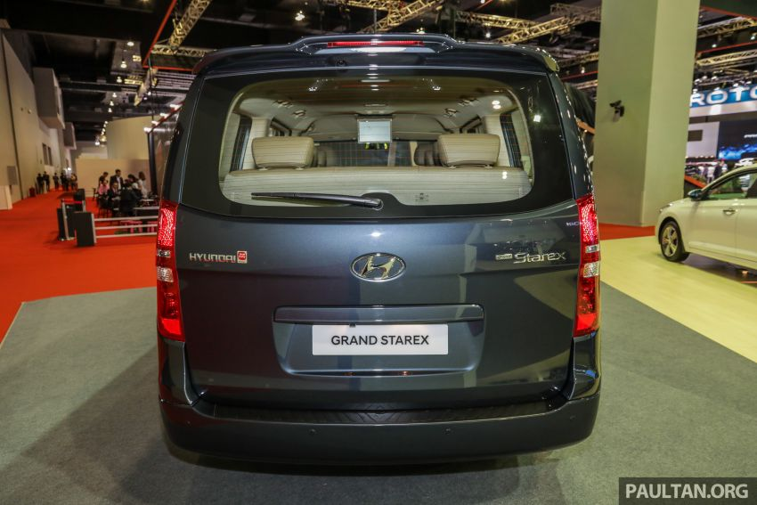 KLIMS18: Hyundai Grand Starex facelift launched in Malaysia – 2.5 litre turbodiesel, from RM148,888 Image #892682
