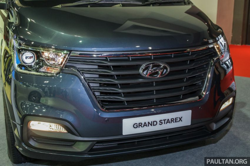 KLIMS18: Hyundai Grand Starex facelift launched in Malaysia – 2.5 litre turbodiesel, from RM148,888 Image #892684