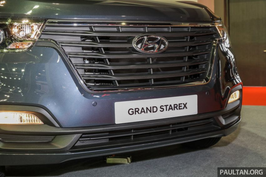 KLIMS18: Hyundai Grand Starex facelift launched in Malaysia – 2.5 litre turbodiesel, from RM148,888 Image #892688