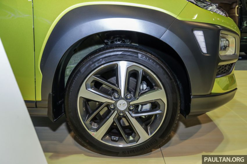 KLIMS18: Hyundai Kona Electric, 1.6 Turbo on show – ICE version set for Q2 2019 Malaysian debut Image #892384