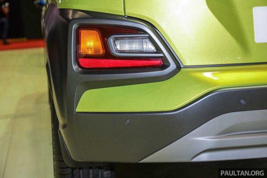 KLIMS18: Hyundai Kona 1.6 Turbo dan Electric – model enjin petrol mungkin dilancar pada Mei 2019 Image #892847