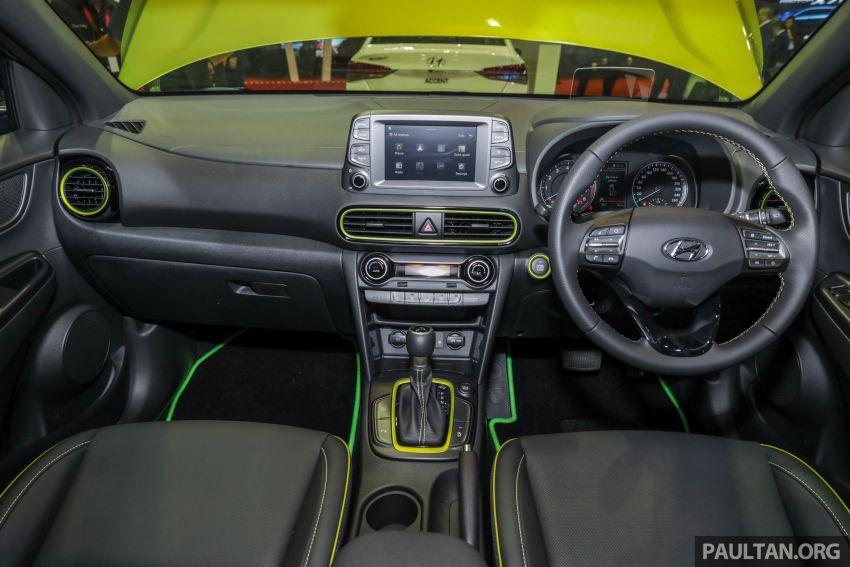 KLIMS18: Hyundai Kona Electric, 1.6 Turbo on show – ICE version set for Q2 2019 Malaysian debut Image #892391