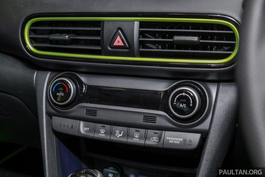 KLIMS18: Hyundai Kona Electric, 1.6 Turbo on show – ICE version set for Q2 2019 Malaysian debut Image #892397