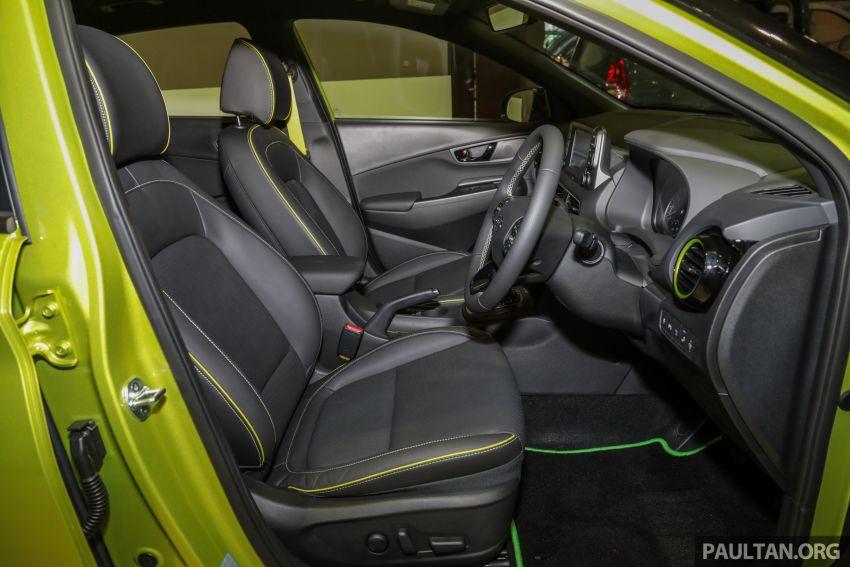 KLIMS18: Hyundai Kona Electric, 1.6 Turbo on show – ICE version set for Q2 2019 Malaysian debut Image #892400