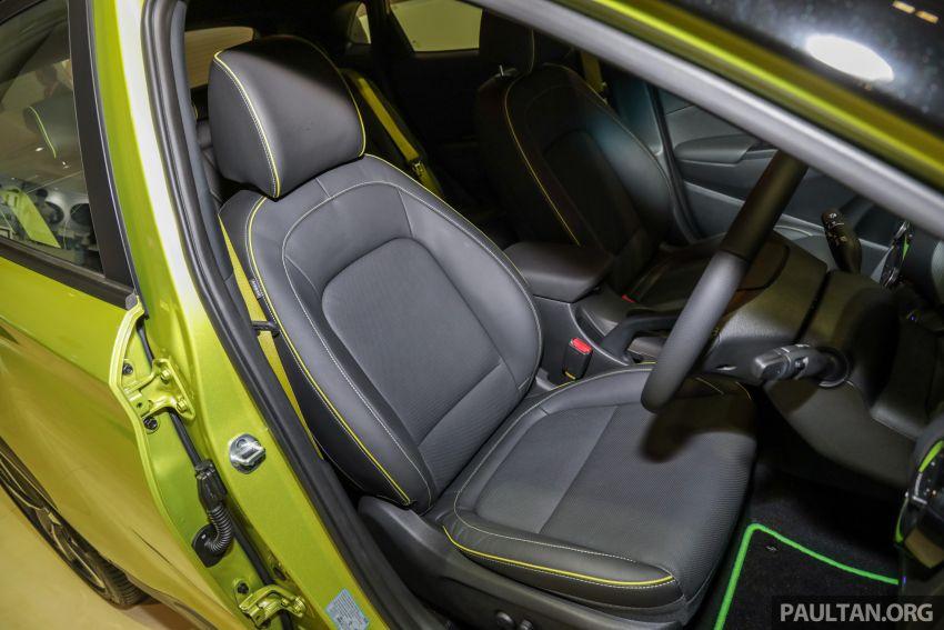 KLIMS18: Hyundai Kona 1.6 Turbo dan Electric – model enjin petrol mungkin dilancar pada Mei 2019 Image #892861