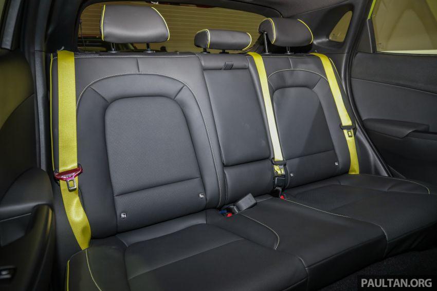 KLIMS18: Hyundai Kona 1.6 Turbo dan Electric – model enjin petrol mungkin dilancar pada Mei 2019 Image #892864