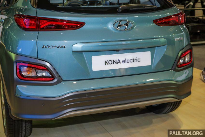 KLIMS18: Hyundai Kona 1.6 Turbo dan Electric – model enjin petrol mungkin dilancar pada Mei 2019 Image #893177