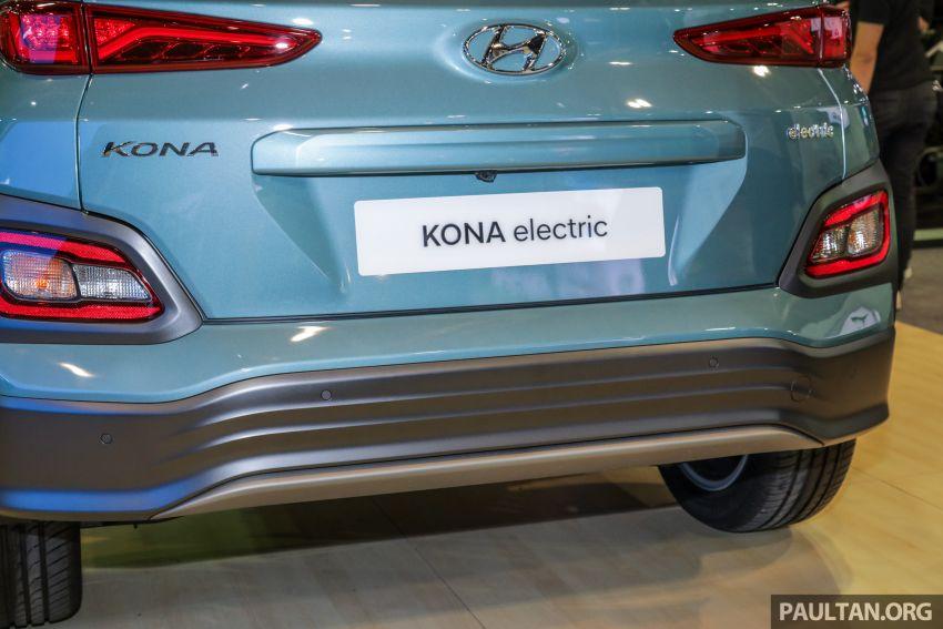 KLIMS18: Hyundai Kona 1.6 Turbo dan Electric – model enjin petrol mungkin dilancar pada Mei 2019 Image #893185