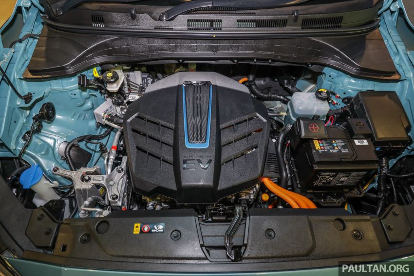 KLIMS18: Hyundai Kona Electric, 1.6 Turbo on show – ICE version set for Q2 2019 Malaysian debut Image #892358