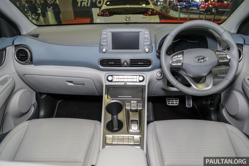 KLIMS18: Hyundai Kona Electric, 1.6 Turbo on show – ICE version set for Q2 2019 Malaysian debut Image #892359