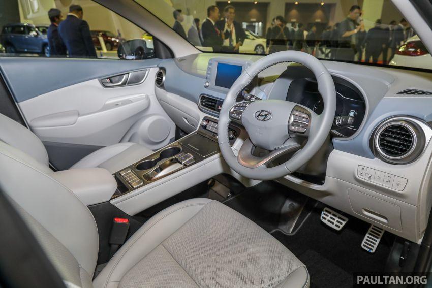 KLIMS18: Hyundai Kona 1.6 Turbo dan Electric – model enjin petrol mungkin dilancar pada Mei 2019 Image #893194