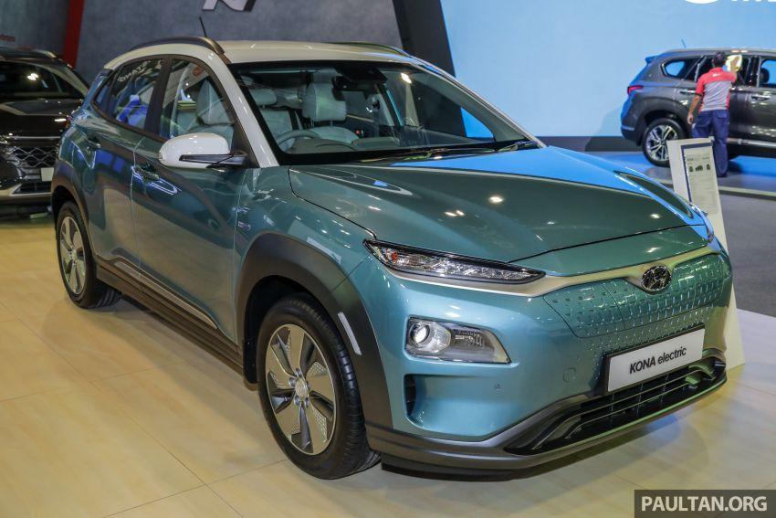 KLIMS18: Hyundai Kona 1.6 Turbo dan Electric – model enjin petrol mungkin dilancar pada Mei 2019 Image #893153