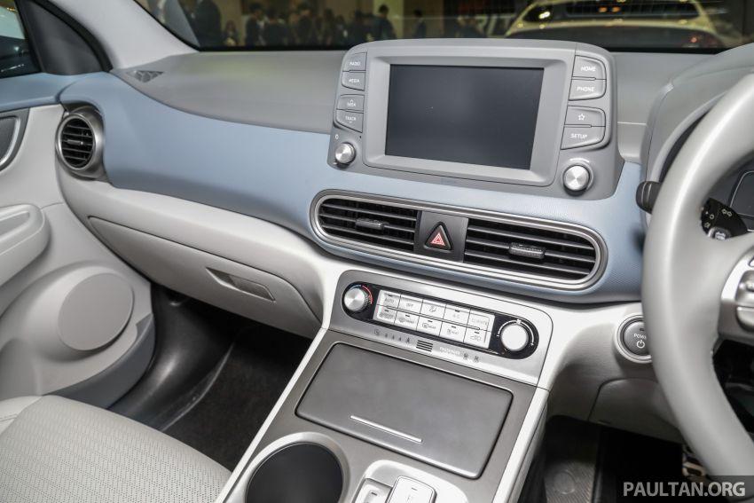 KLIMS18: Hyundai Kona 1.6 Turbo dan Electric – model enjin petrol mungkin dilancar pada Mei 2019 Image #893199