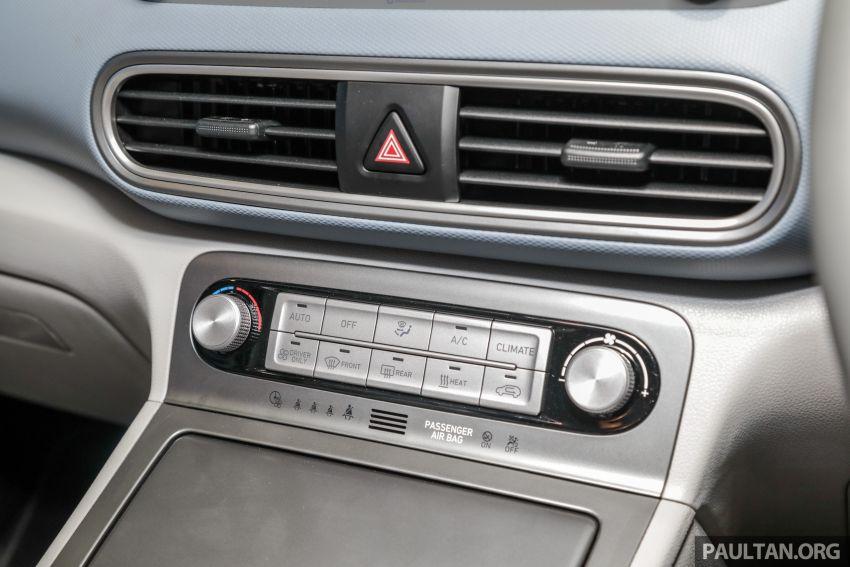 KLIMS18: Hyundai Kona Electric, 1.6 Turbo on show – ICE version set for Q2 2019 Malaysian debut Image #892365